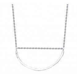 Necklace Olivehood silver