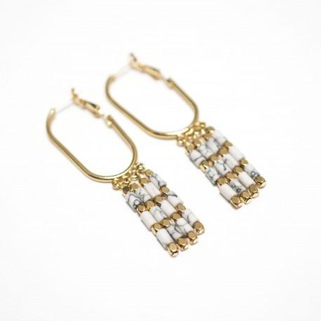 Earrings Lou