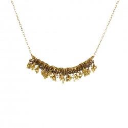 Necklace Nina - grey