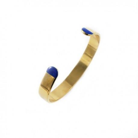 Armband Majorelle Medium - diepblauw