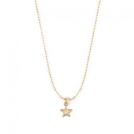Halsketting Star