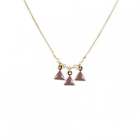 Necklace Arrow - ash