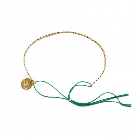 Armband Filigrane - groen