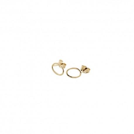 Earrings Oval
