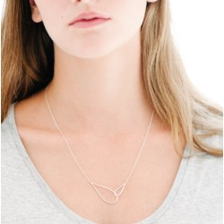 Raindrops necklace